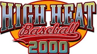 High Heat Baseball 2000 - Redraw by JayC for Hyperspin