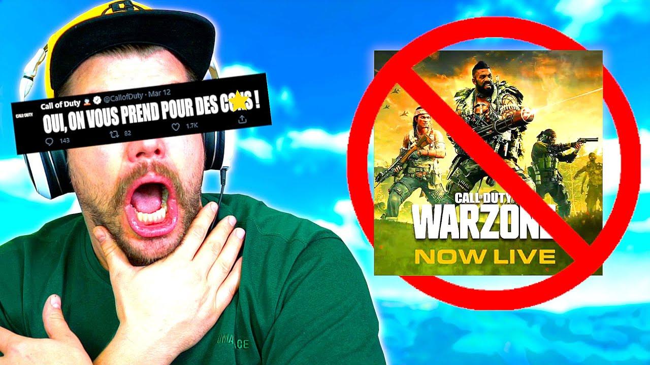 La NOUVELLE MAJ sur WARZONE est INCROYABLE !! (Patch Meta AUG FFAR Saison 2)