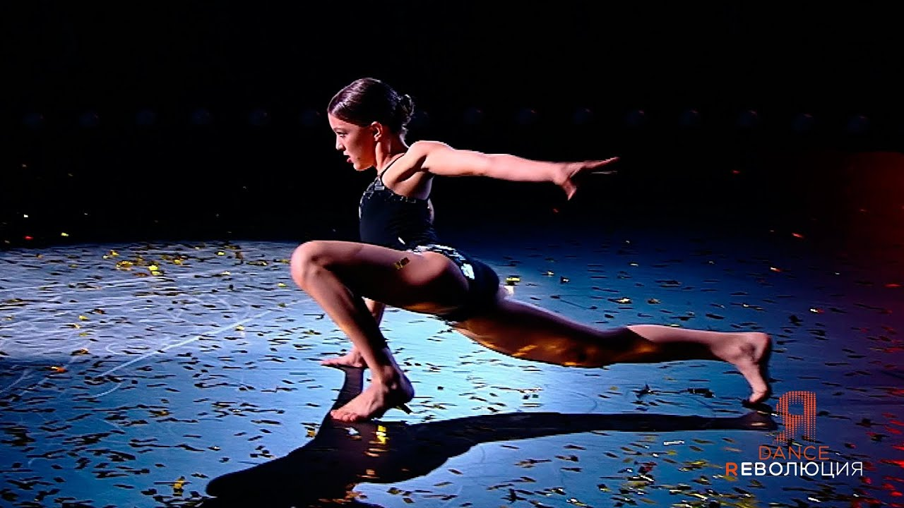 Танец победителя. Ева Уварова. Dance Революция. Фрагмент выпуска от 19.07.2020