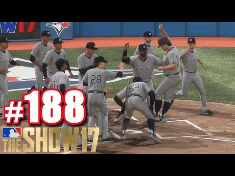 TYING MYSELF ON THE ALL-TIME HOME RUN LIST! | MLB The Show 17 | Road to the Show #188