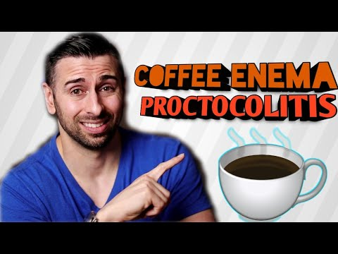 Coffee Enema: Good Idea Or Bad Idea? | Dr. Aric
