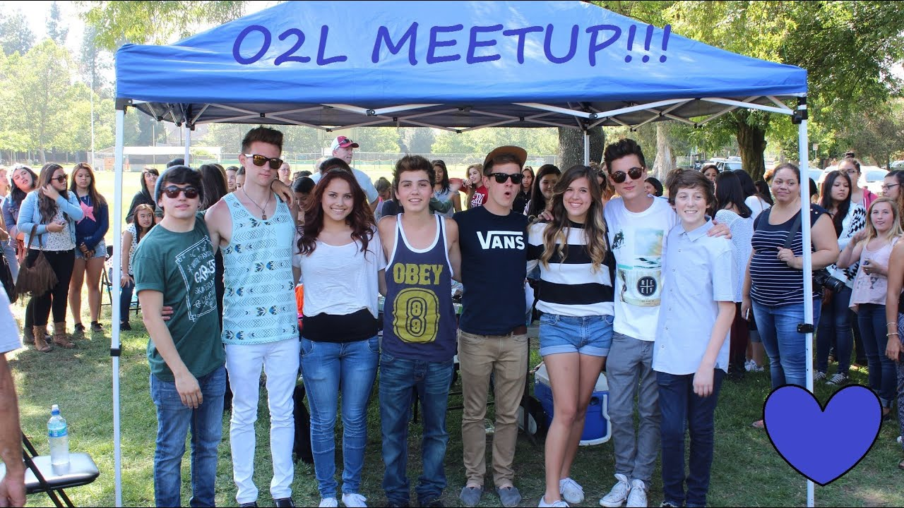 O2l meet and greet youtube o2l meet and greet kristyandbryce Gallery