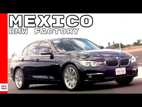 BMW Factory San Luis Potosi Mexico Training Center
