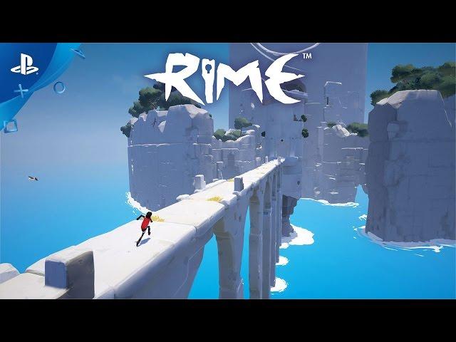 RiME - Launch Trailer | PS4