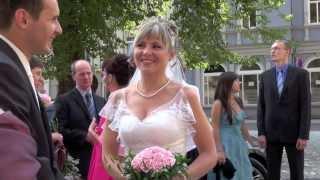 Русская свадьба в Германии(http://tocimesvatby.com/ruindex.html - видео съёмка свадьбы в Германии, Чехии., 2013-08-21T19:00:42.000Z)
