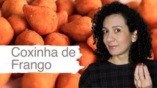 Coxinha de Frango - Pílulas Paulistanas