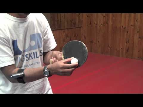 How do I increase the grip of my Table Tennis rubber?