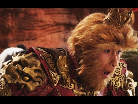 THE MONKEY KING 2 EXTENDED Teaser Trailer 2016 (HD YouTube 720p)