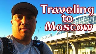 MY FIRST TIME IN MOSCOW, #RUSSIA 🇷🇺 | VLOG 1
