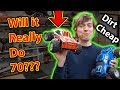 Silly FAST Dirt Cheap RC Car With GPS Speed Runs And Crash Testing Wltoys A979b