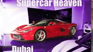 This is SUPERCAR Heaven!!! Koenigseggs, Pagani, Bugatti, LaFerrari