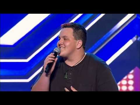 The X Factor Australia 2014 Auditions - Judah Kelly