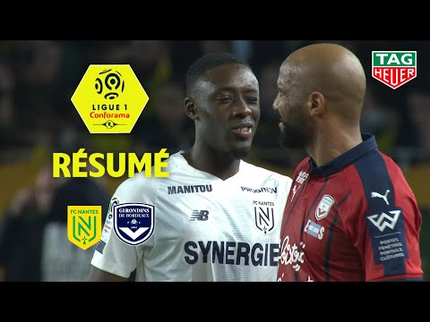 Nantes Bordeaux Goals And Highlights