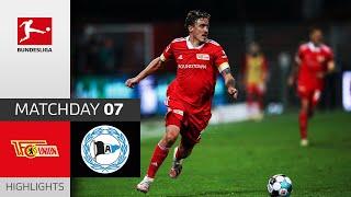 #fcudsc | highlights from matchday 7!► sub now: https://redirect.bundesliga.com/_bwcs watch the bundesliga of union berlin vs. arminia bielefeld f...