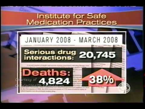 Deaths from Pharma Drugs