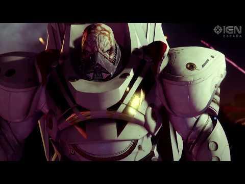 Destiny 2: La voz de Ghaul con Luis Tosar