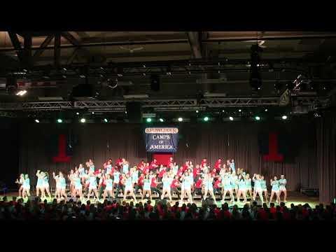 Show Choir Camps Of America 2018