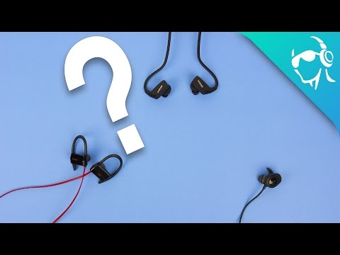 Best Bluetooth Earbuds of 2016