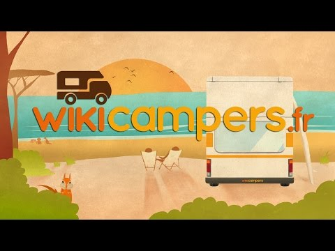 Vidéo Vacances en camping-car avec Wikicampers