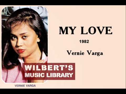 MY LOVE - Vernie Varga