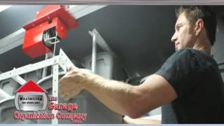 Garage Overhead Storage Lift