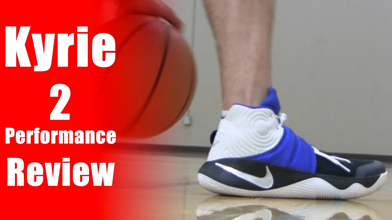 28aa7a59044 Kyrie 2 Performance Review - YouTube
