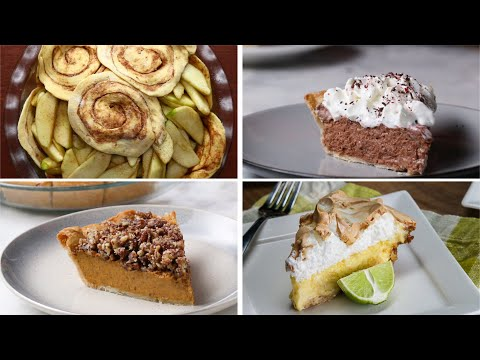 Download Youtube: 5 Pies For Your Holiday Season