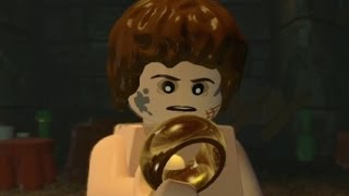 LEGO Lord of the Rings - Level 15