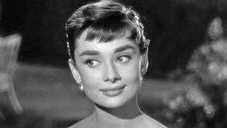 Audrey Hepburn. Humphrey Bogart. William Holden.