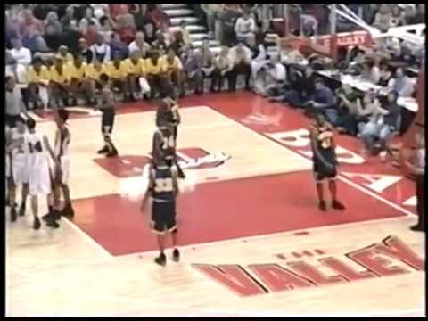 2003 IHSA Boys Basketball Class AA Championship Game: Peoria (H.S.) vs. South Holland (Thornwood)