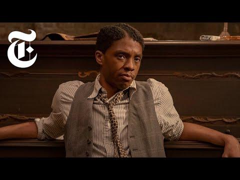 Watch Chadwick Boseman in a Scene From 'Ma Rainey's Black Bottom