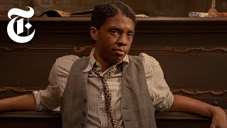 Watch Chadwick Boseman in a Scene From 'Ma Rainey's Black Bottom | Anatomy of a Scene