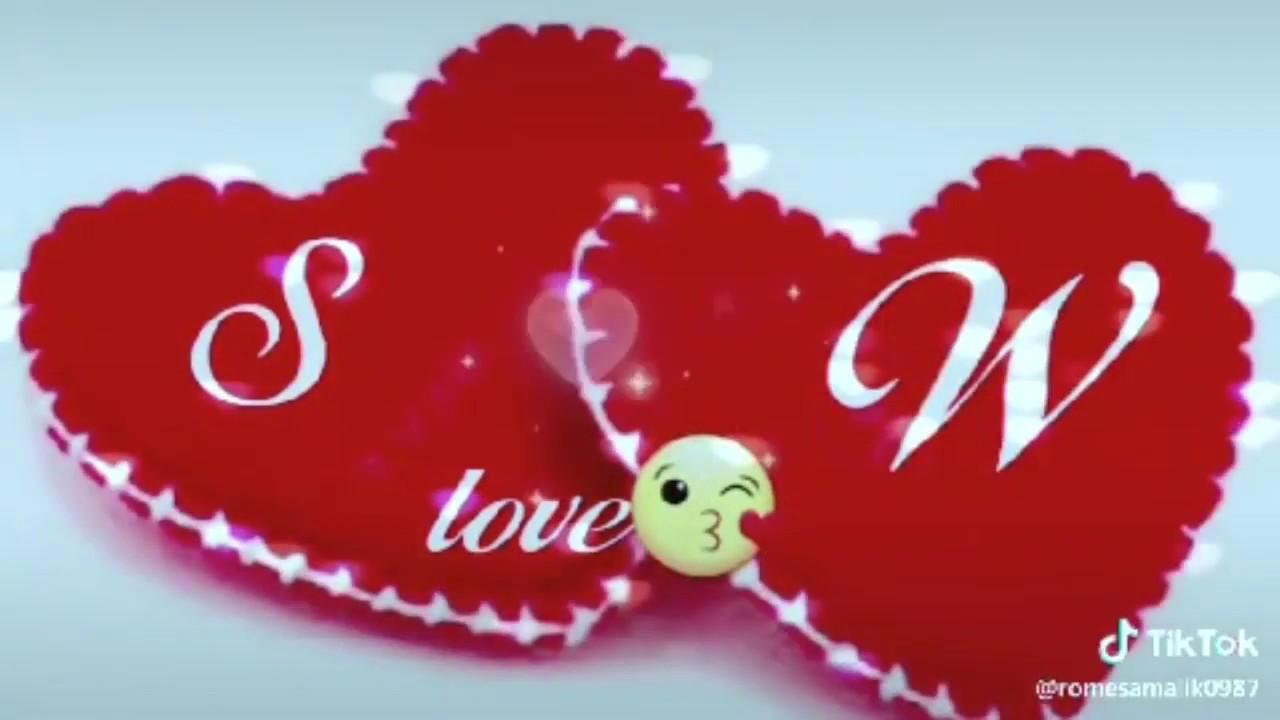 S Love W WhatsApp Status || S ️W Love WhatsApp status || ️