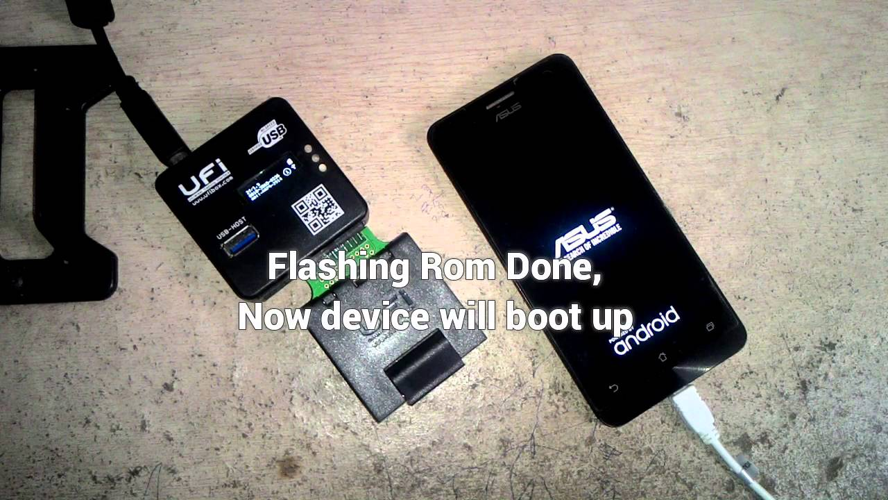 Complete Step How To Replace Emmc Asus Zenfone 5 Using Kmvtu 16gb