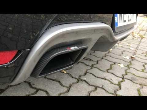Renault Clio R.S. Trophy 220 EDC (R4 1.6 Turbo 220 HP) Akrapovic Exhaust Sound