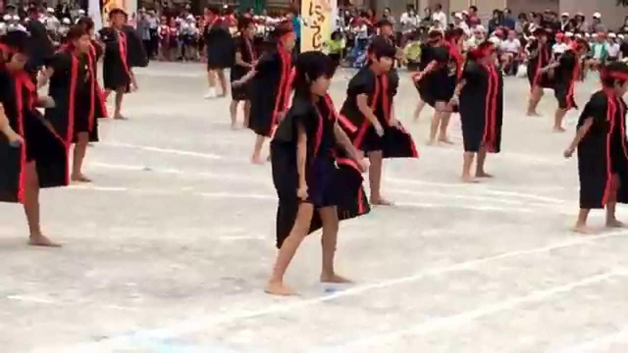 ダンス ソーラン 節