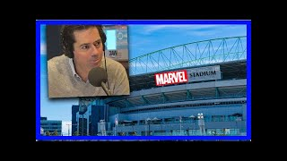 Breaking News | Gillon McLachlan's 'promise' about footy at Marvel Stadium