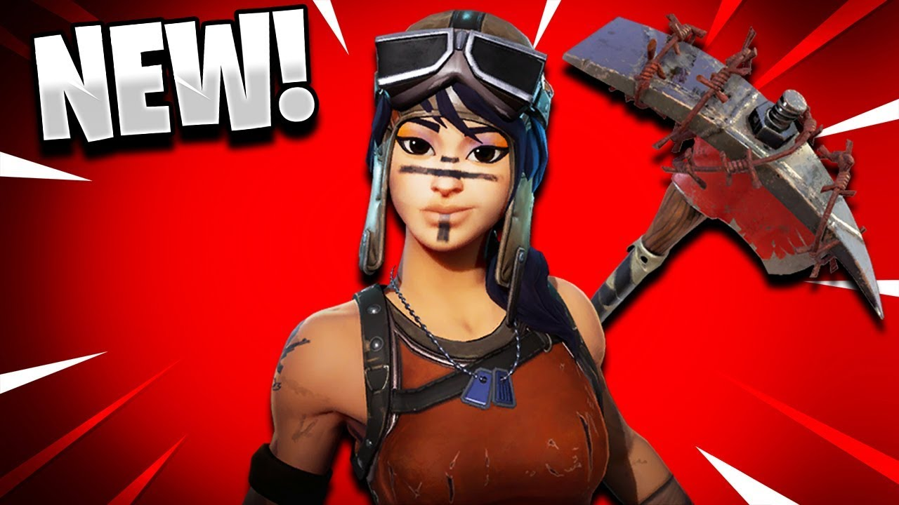Fortnite Skin Renegade Raider | Fortnite Generator Alts ...