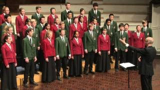 Choralation Westlake- A Clare Benediction