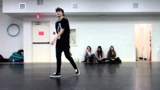 "Ian Eastwood Choreography | ""Seduction"" - Usher"