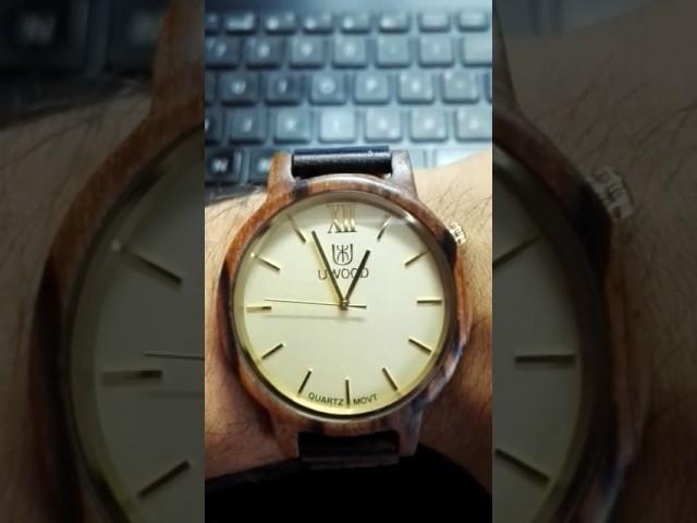 Uwood watch