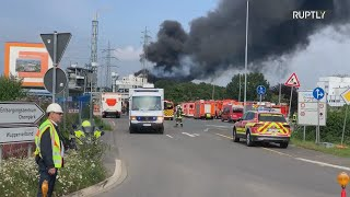 <span class='as_h2'><a href='https://webtv.eklogika.gr/' target='_blank' title='Γερμανία: Πολλοί τραυματίες από την έκρηξη σε εγκαταστάσεις καύσης απορριμμάτων στο Λεβερκούζεν'>Γερμανία: Πολλοί τραυματίες από την έκρηξη σε εγκαταστάσεις καύσης απορριμμάτων στο Λεβερκούζεν</a></span>
