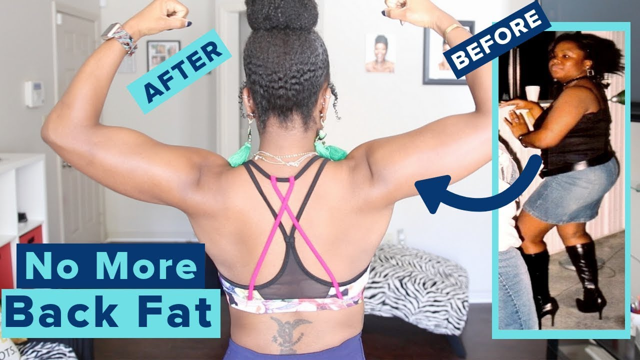 How To Get Rid Of Back Fat Love Handles Body Fat Fast Back Exercises Fitness Nutrition