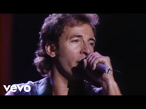 Bruce Springsteen, Sting  The River Live
