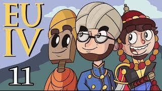 LETS PLAY EUROPA UNIVERSALIS 4 | EASTERN PROMISES | EPISODE 11