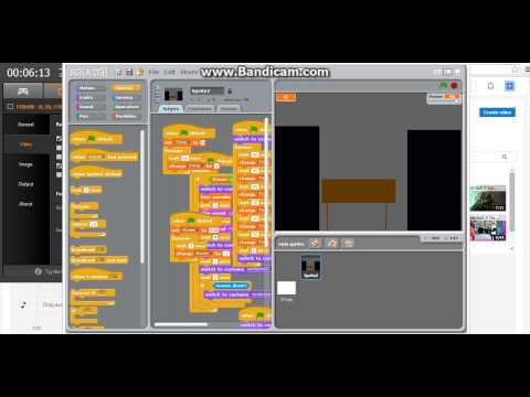Scratch how to make a fnaf game behind the scenes how to