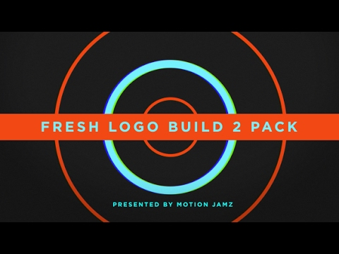 Infographic Logo Animation | After Effects Template Download - YouTube