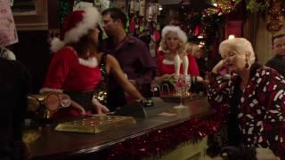 Charlie Brooks & Lacey Turner Sexy Santas