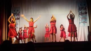 Estudio de danzas fernanda romero