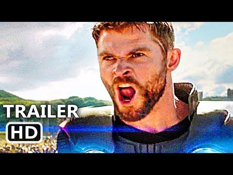 """AVENGERS INFINITY WAR """"Thor Arrives In Wakand"""" Fight (2018) Movie Clip HD"""
